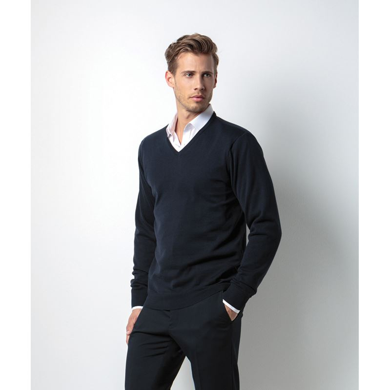 Picture of Arundel V Neck Long Sleeve Sweater