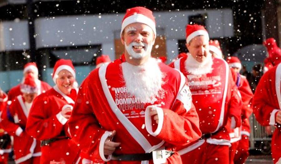 It's time to get Santa-Dashing towards Christmas !