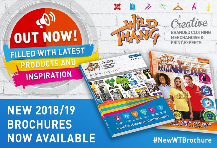 Wild Thangs new 2018/19 Brochures are now available, jam packed full of high quality products!