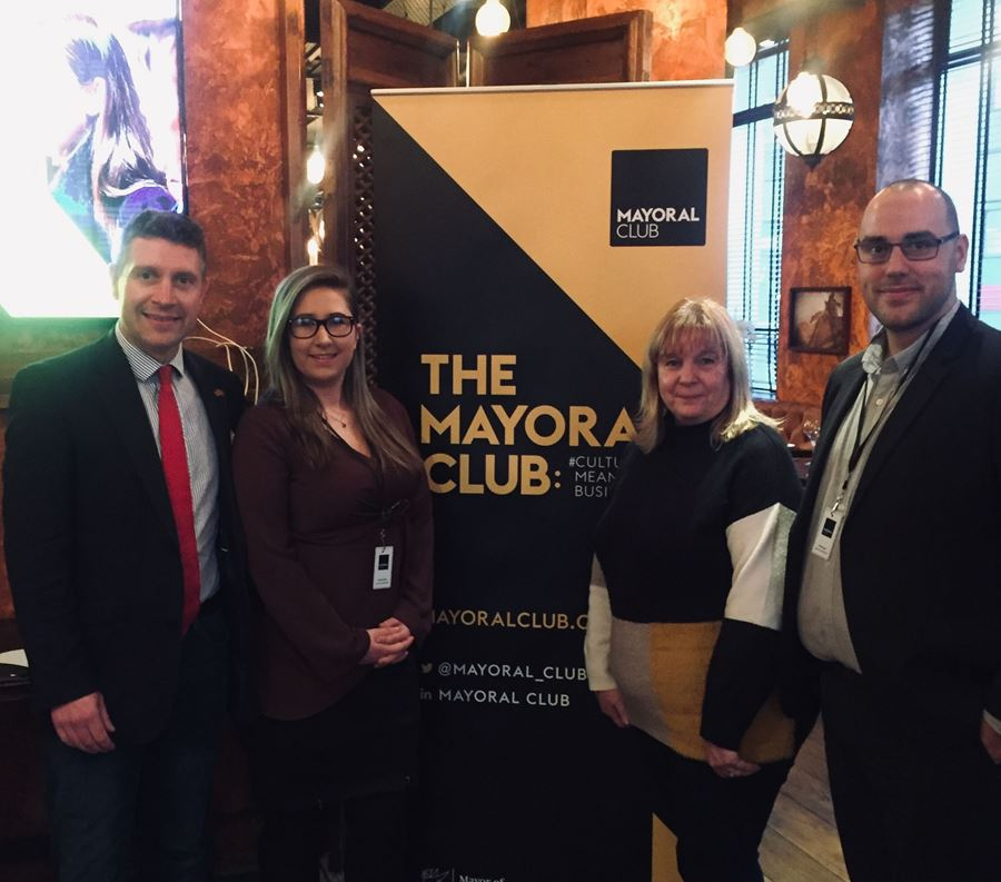 Wild Thang commit to continue to support the Mayoral 100 Club in 2019