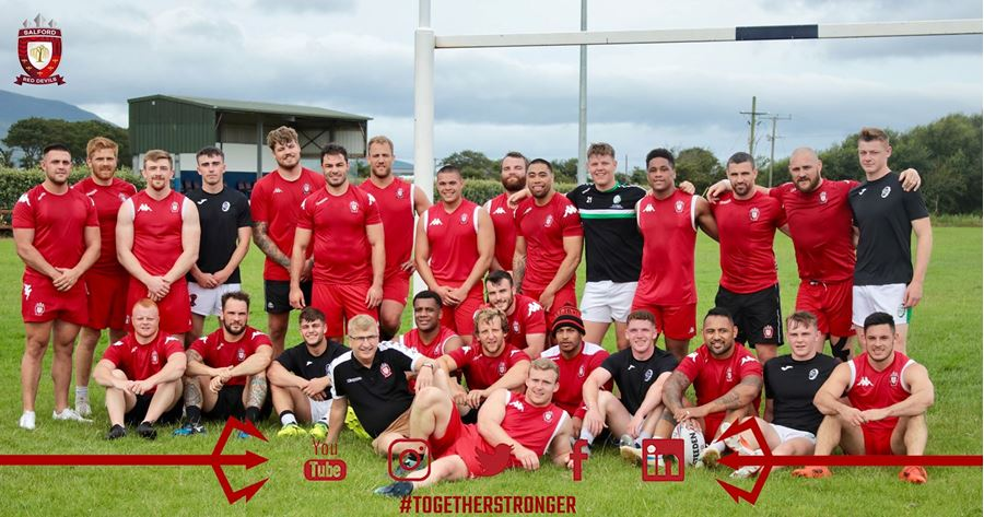 Really proud to announce our continued partnership with Salford Red Devils