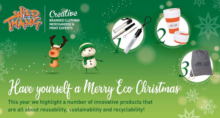 Have yourself a Merry Eco Christmas !
