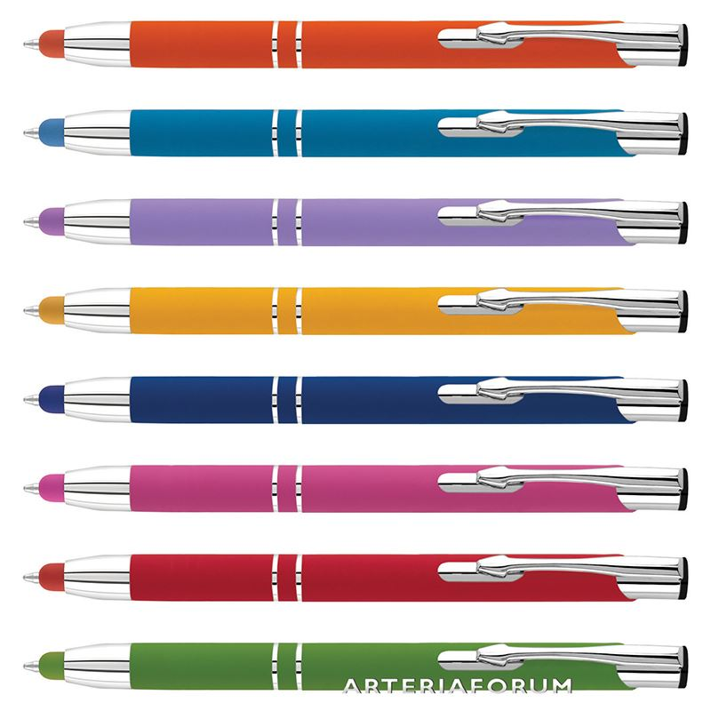 Picture of Electra Classic LT/DK Soft Touch Ballpen