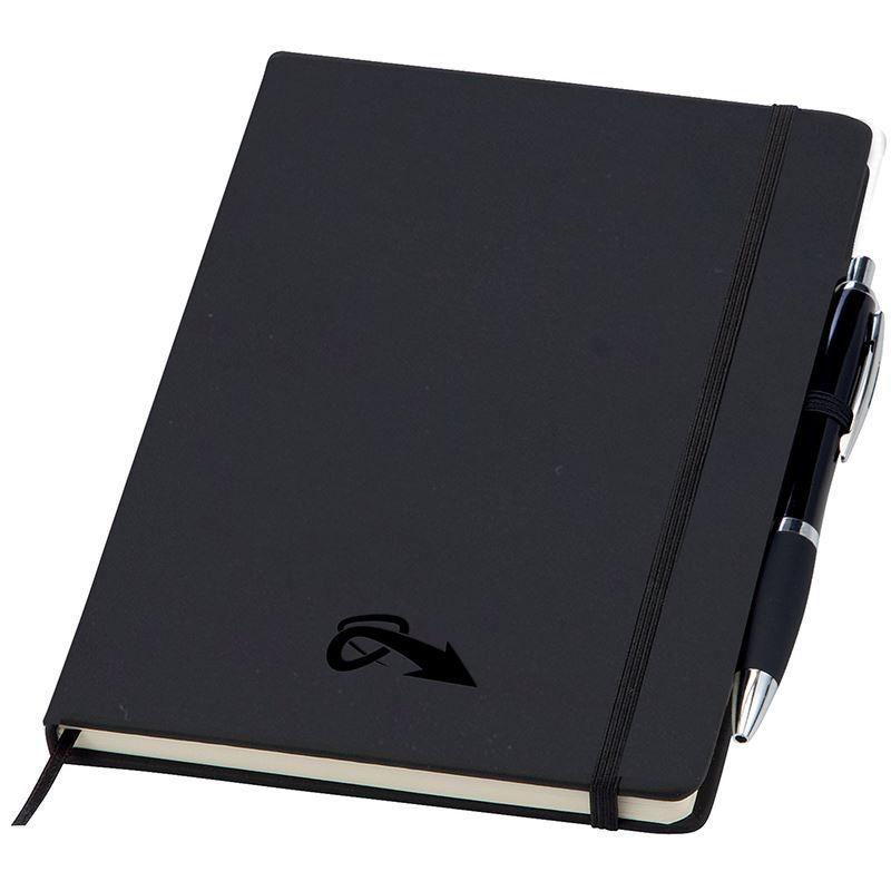Picture of A5 Medium Noir Notebook