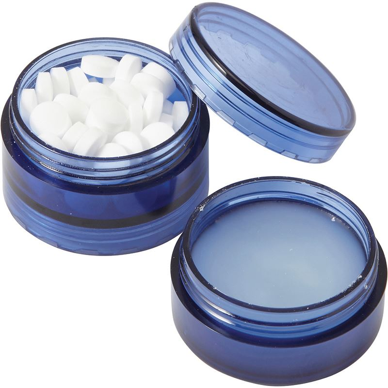 Picture of Mint holder with lip balm