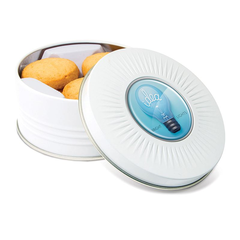 Picture of Sunray Treat Tin - Mini Shortbread Biscuits
