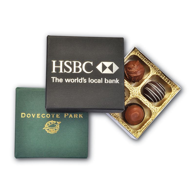 Picture of Classic Style 4 Chocolate Box