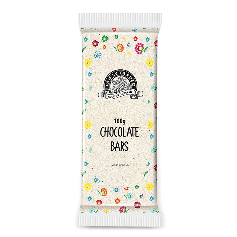Picture of Flow Wrapped 100g Chocolate Bar