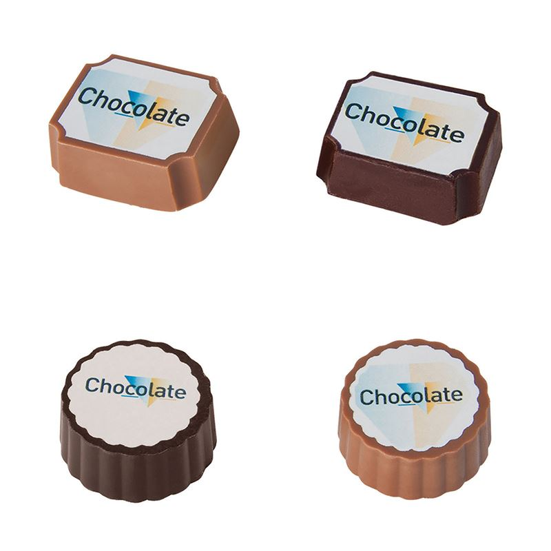 Picture of Logo chocolate