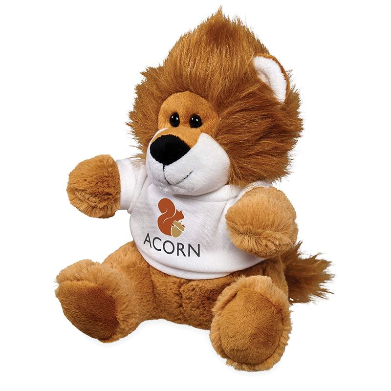Picture of Plush Lion with Shirt