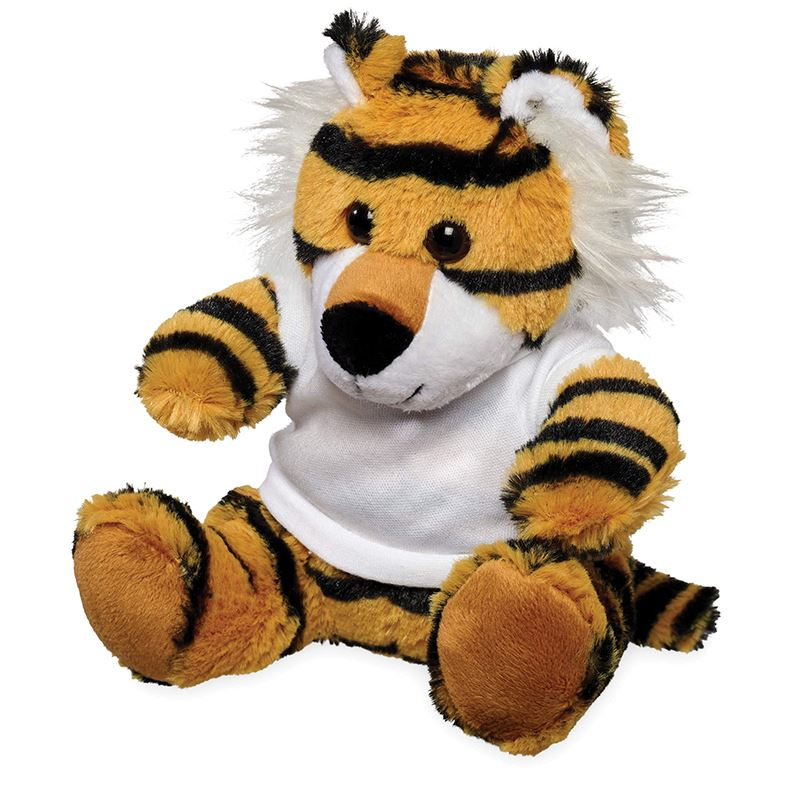 Picture of Tiger Plush with Shirt
