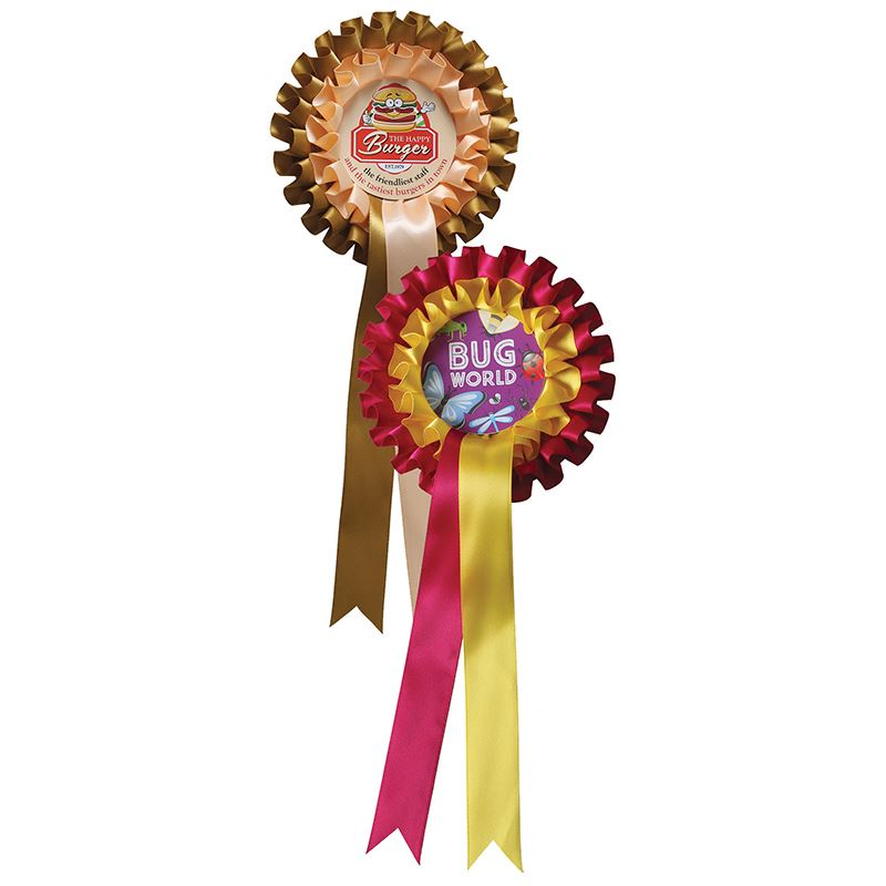 Picture of Two tier rosette