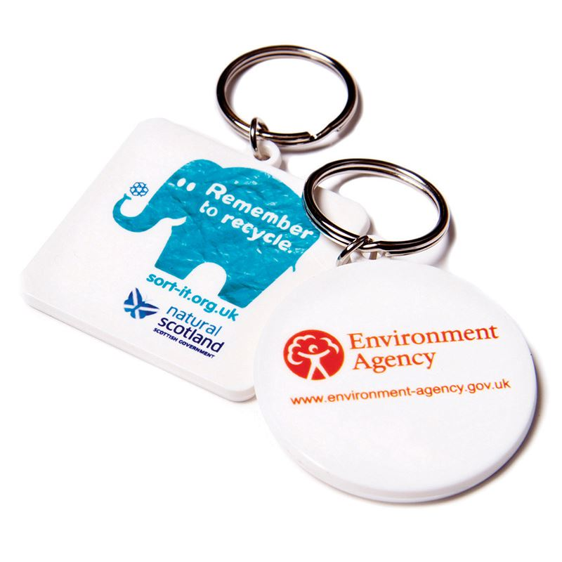 Picture of 30mm Keyring