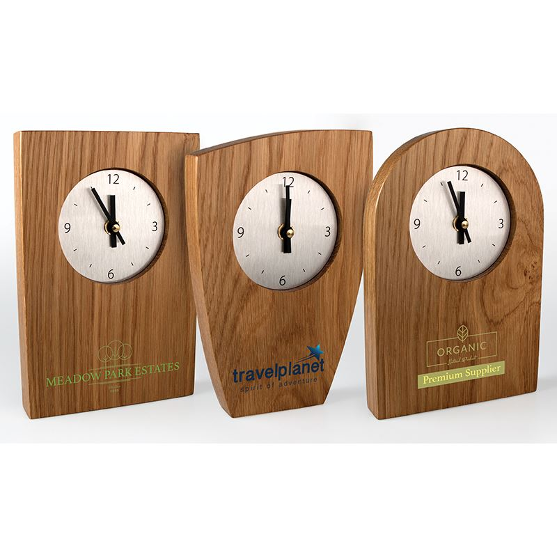 Picture of Real Wood Clocks
