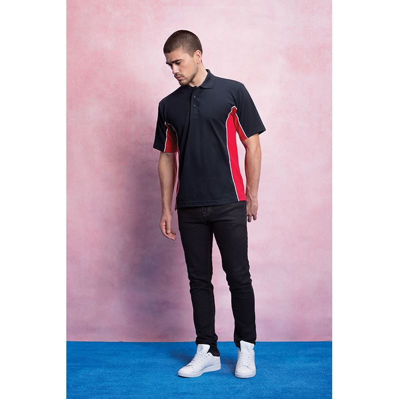 Picture of Mens Track Polo