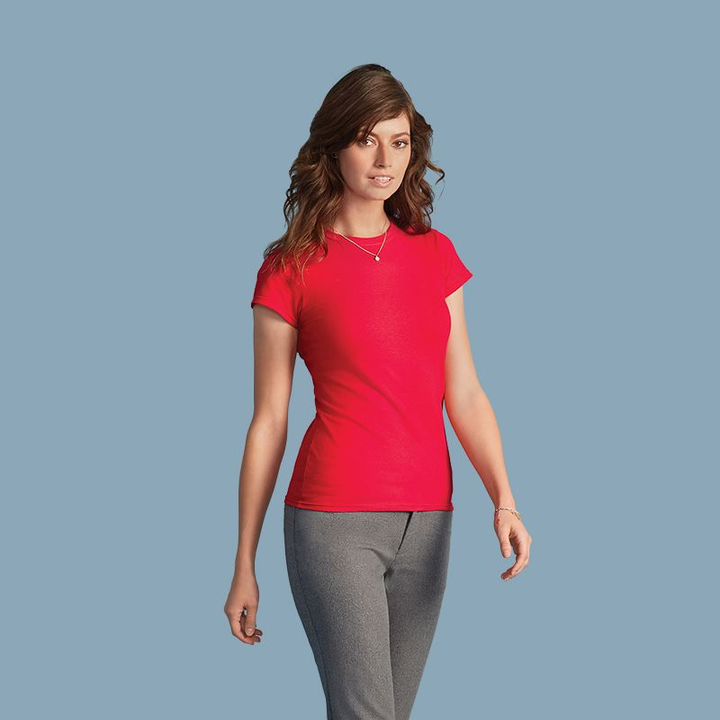 Picture of Gildan Softstyle Ladies T-Shirt