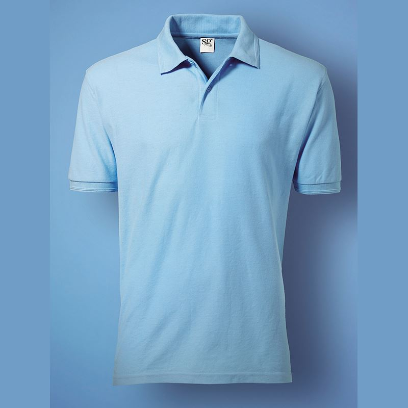 Picture of SG Mens Poly/Cotton Polo Shirt