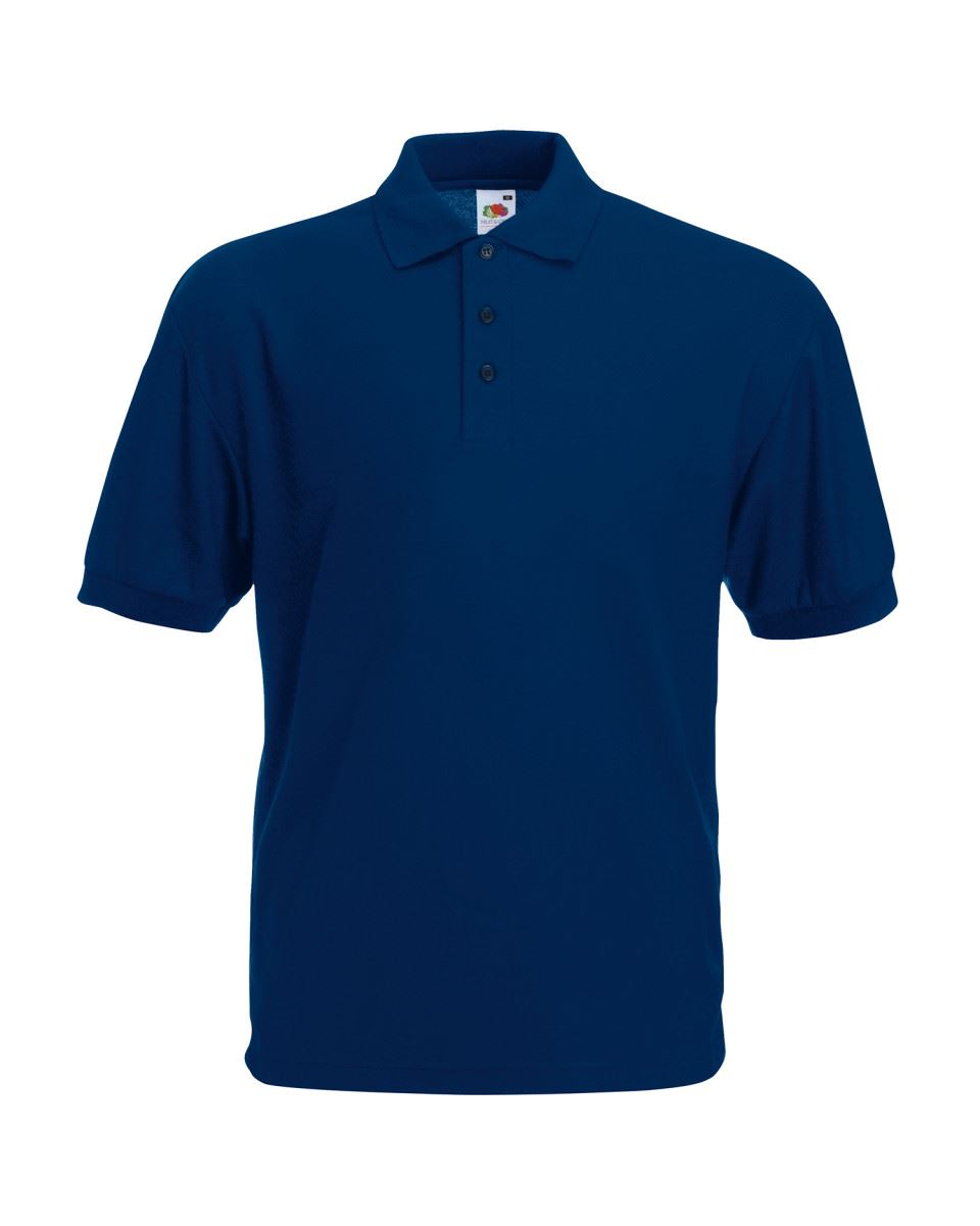 Picture of Mens Heavyweight 65/35 Polo Shirt