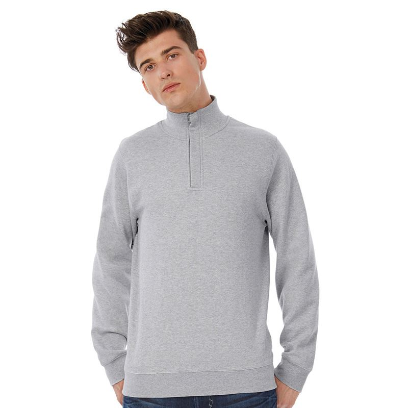Picture of 1/4 Zip Sweatshirt