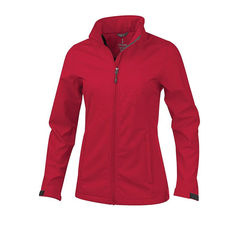 Picture of Maxson Soft Shell Ladies Jacket