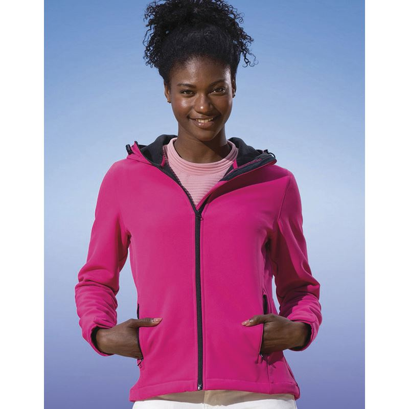 Picture of Womens Arley Softshell Jacket