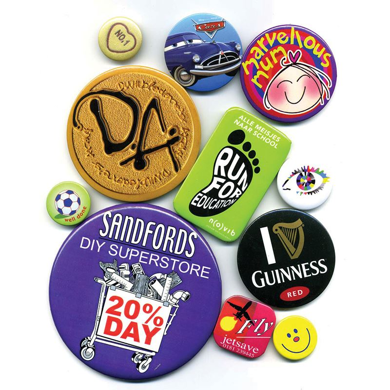 Picture of 57mm Button badges