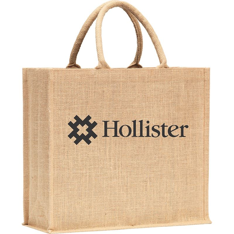 Picture of Whistable Jute Tote Bag