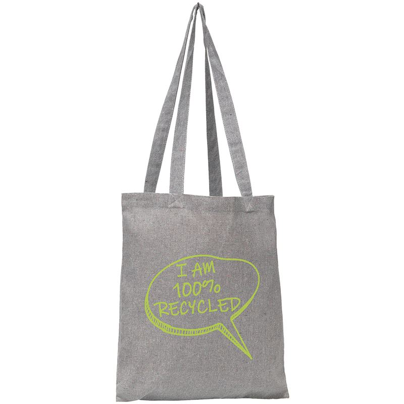 Picture of Newchurch 6.5oz Recycled cotton tote