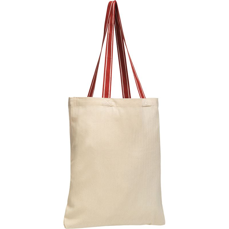 Picture of Ashurst 7 oz Herringbone cotton Tote