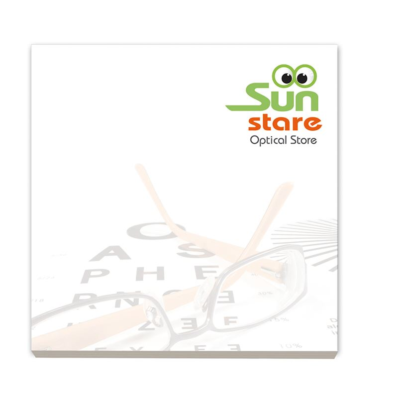 Picture of BIC 75mm x 75mm 50 Sheet Adhesive Notepads