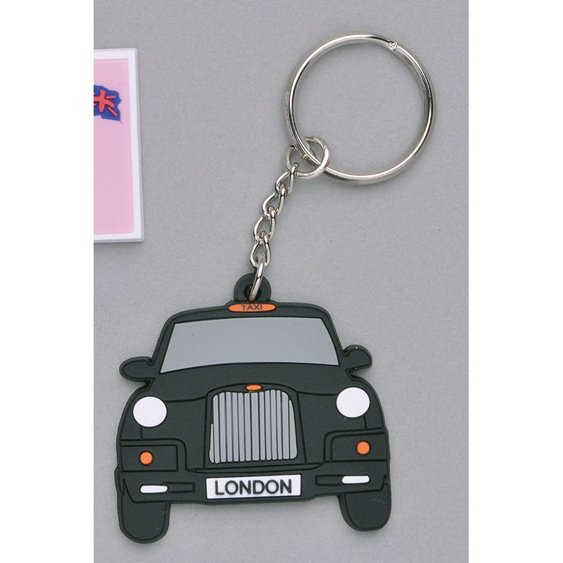 Picture of Layered PVC Keyring