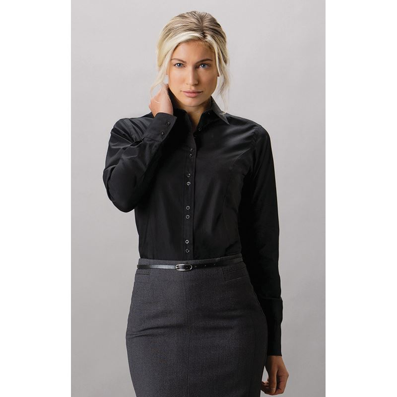 Picture of Ladies Long Sleeve Business Shirt