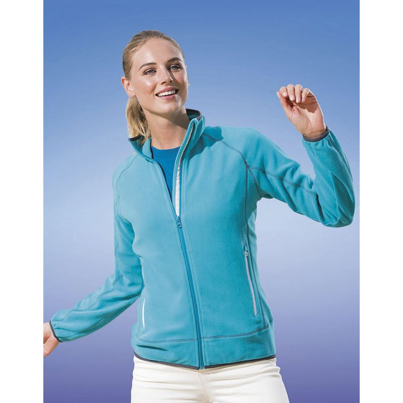 Picture of Regatta Womens Ashmore Fleece