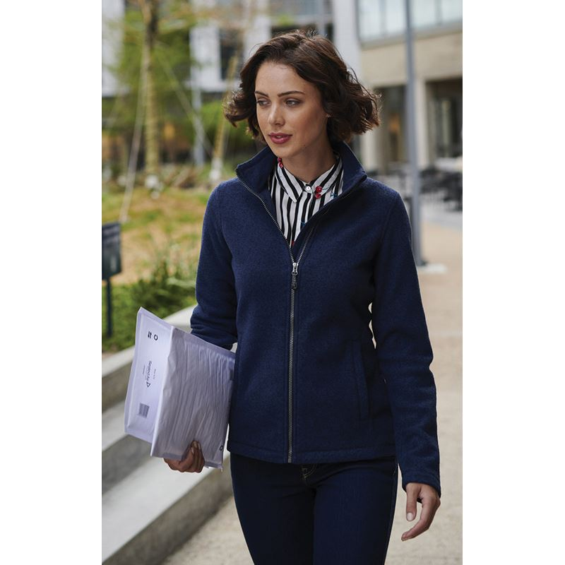 Picture of Regatta Womens Full Zip Fleece