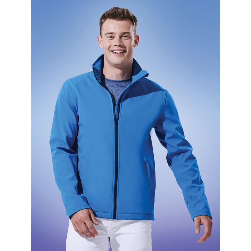 Picture of Mens Ablaze Softshell Jacket