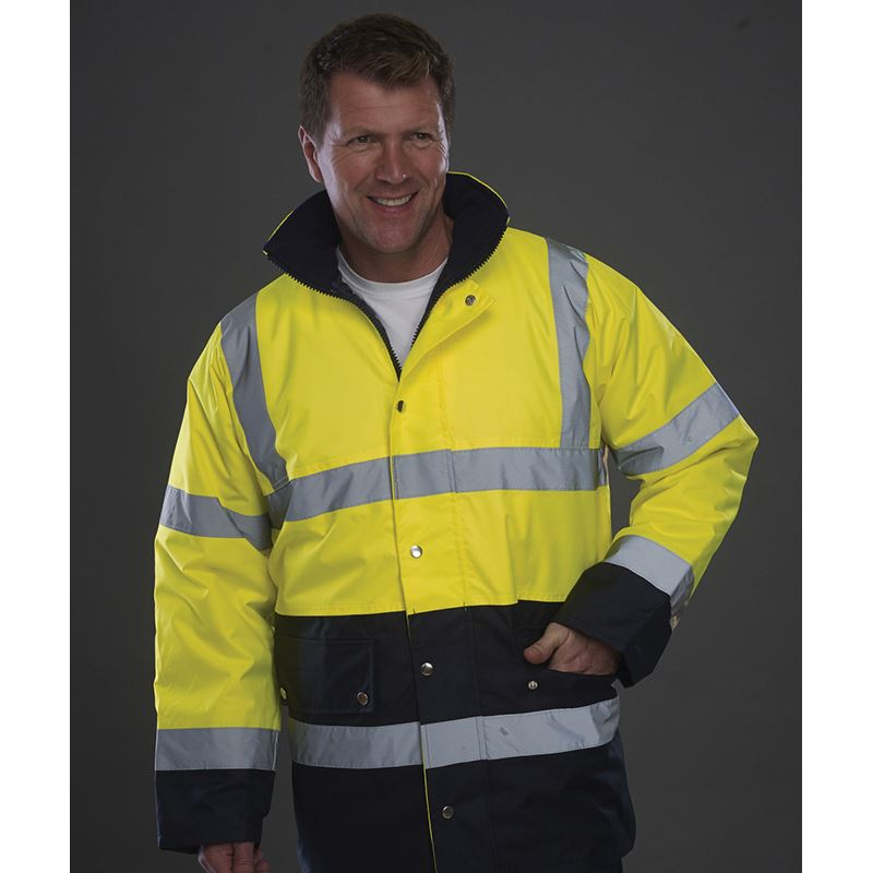 Picture of Hi-Vis Two Tone Jacket