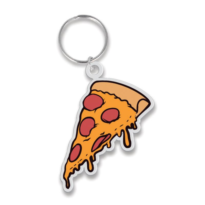 Picture of 45mm Custom Shaped Keyring