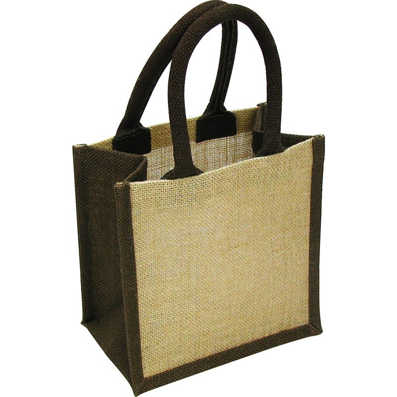 Picture of Green & Good Wells Tiny Jute Gift Bag