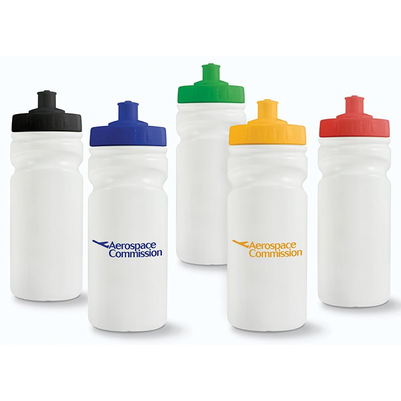 Picture of Green & Good Recycled sports bottle 500ml