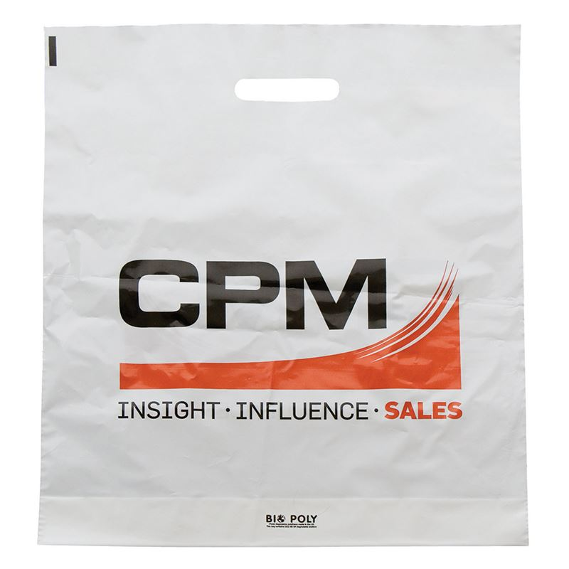 Picture of Polythene Carrier Bags.