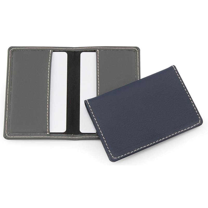 Picture of Recycled ELeather Card Case