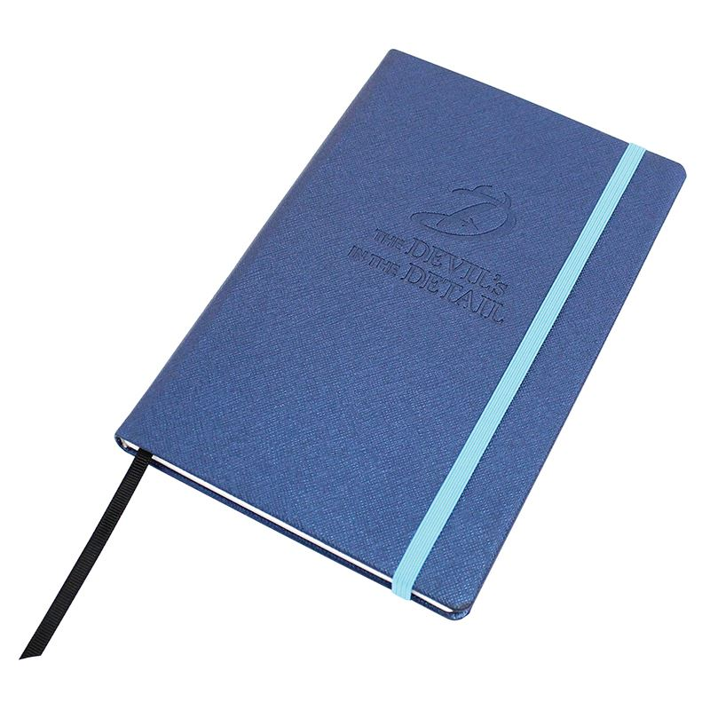 Picture of Saffiano Textured A5 Notebook