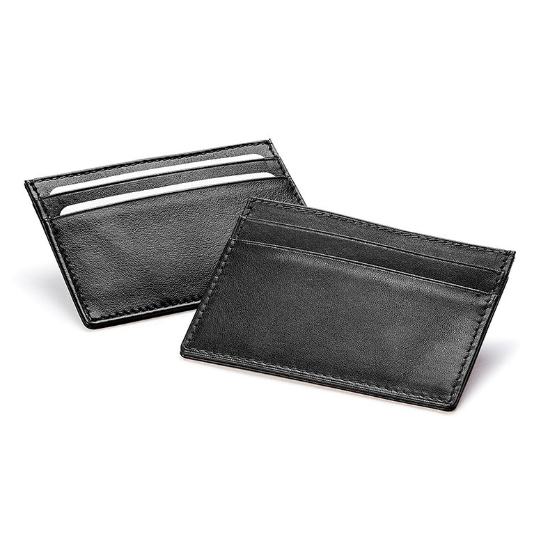 Picture of Sandringham Nappa Leather Deluxe Slim Card Case
