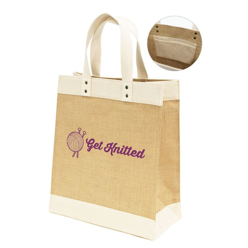 Picture of Giri Luxury Jute Bag