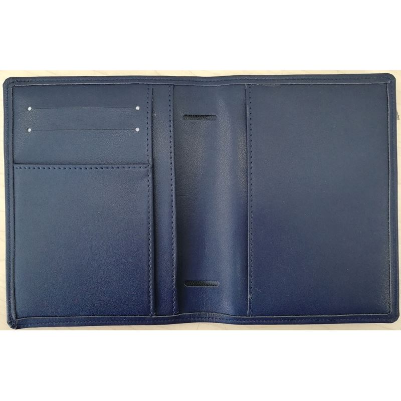 Picture of Granchester RFID Leather Passport Holder