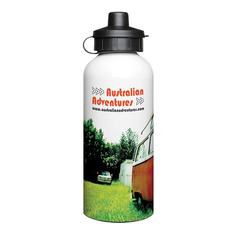 Picture of Aluminium 600ml Silver Drink Bottle