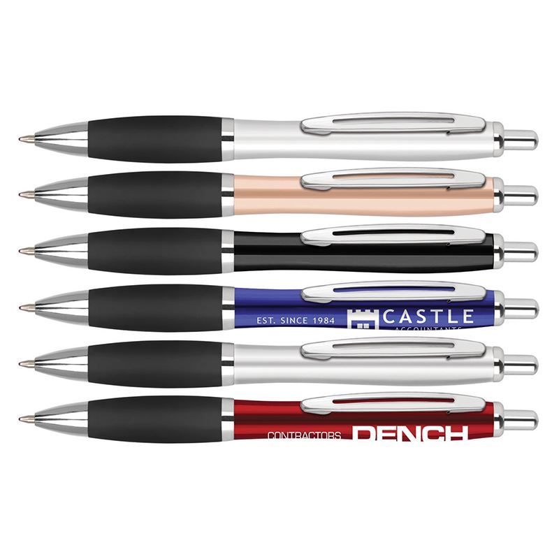 Picture of Contour Metal Ballpen