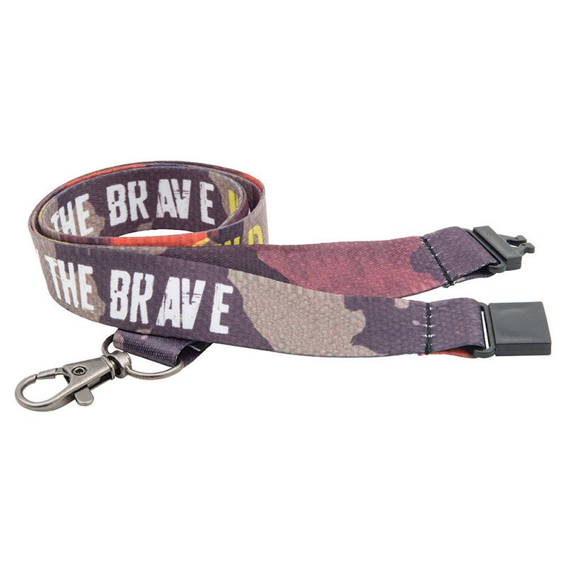 Picture of 15mm Dye Sublimation Lanyard