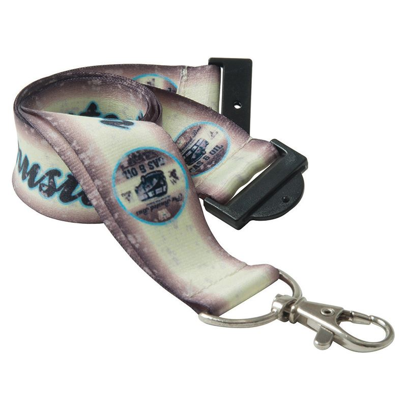 Picture of 15mm Dye Sublimation Recycled PET Lanyard