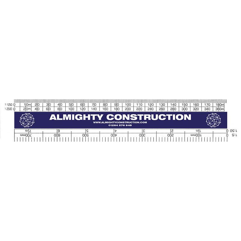 Picture of Architects Scale Ruler - 150mm